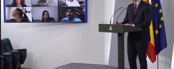 Imatge de Pedro Sánchez anuncia el Pla de desconfinament per assolir la 'nova normalitat' 1