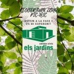 Apertura de la Zona Picnic dels Centre Cívic Els Jardins