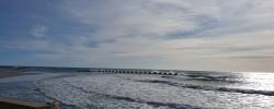 Imatge de S'autoritza la pràctica esportiva dins de l'aigua de la platja 1