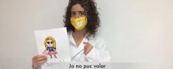 Imatge de Video realitzat per l'atenció pediàtrica del Garraf en el Dia Mundial de l'Infermeria 2