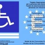 Es prorroga la vigència de les targetes d'aparcament per a persones amb discapacitat