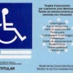 Targeta discapacitat