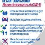 'Per un Sant Joan segur'