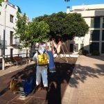 L'ajuntament de Cunit comença a reobrir els parcs infantils