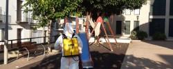 Imatge de L'ajuntament de Cunit comença a reobrir els parcs infantils 8