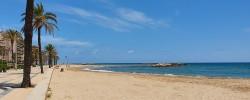 Imatge de L'ajuntament continua treballant en el servei de socorrisme i de vigilància de platges 3