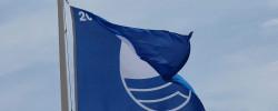 Imatge de Les platges de Cunit renoven la Bandera Blava per aquest 2021 3