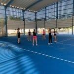 La pràctica esportiva  base i amateur torna poc a poc a la normalitat al nostre municipi
