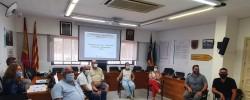 Imatge de Primera reunió de la Comissió d'Impuls i Seguiment del Pressupostos Participatius 2