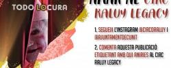 Imatge de Arriba el Circ Raluy Legacy a Cunit i comença el sorteig de 15 entrades dobles 5