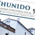 Dissabte es presenta el segon número de la revista Chunido a la Biblioteca Municipal