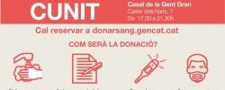 Imatge de Vine a donar sang al Casal de la Gent Gran, dimecres 9 de setembre 4