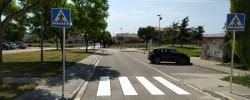 Imatge de Comença el Pla de senyalització a l'entorn de les escoles 3