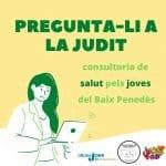 Consultori de Salut per joves, nou servei comarcal de Jove Baix Penedès