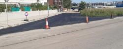 Imatge de Nou Pla d'asfalt al centre 9