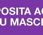 """Cunit se suma a la campanya """"Diposita aquí el teu masclisme"""""""