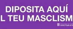 """Imatge de Cunit se suma a la campanya """"Diposita aquí el teu masclisme"""" 4"""