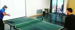 Imatge de Tennis de Taula, una activitat oberta i gratuïta a tothom al CC Els Jardins 7