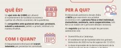 Imatge de Informació sobre el nou ajut de la Generalitat de Catalunya a persones autònomes 12