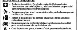 Imatge de La Generalitat prorroga fins al 23 de novembre les restriccions en la mobilitat nocturna a Catalunya 9