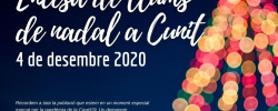 Imatge de L'encesa de llums serà el tret de sortida de la campanya de Nadal 10