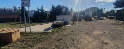 Imatge de S'endarrereix la posada en marxa de la nova deixalleria 9