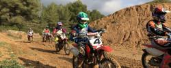 Imatge de Aquest cap de setmana ha tingut lloc el curs d'iniciació al Motocròs per joves 2