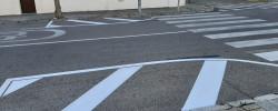 Imatge de Millora en la senyalització horitzontal a l'Av Tarragona 9