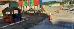 Imatge de Continua la renovació dels parcs infantils 2