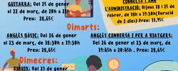 Imatge de Nova programació dels Centres Cívics de Cunit 4