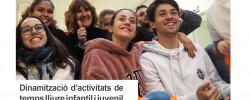 Imatge de Nova edició del CP de Dinamització d'activitats de temps lliure infantil i juvenil (monitor/a) 12