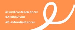 Imatge de 4 de febrer, Dia contra el càncer 3