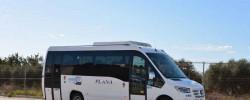 Imatge de Ja circula el nou autobús 6