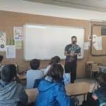 Activitat informativa sobre els serveis juvenils a l'alumnat de 6è de les escoles del municipi
