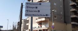 Imatge de L'ajuntament fa més visible la restauració local amb noves senyals viàries 4