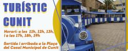 Imatge de Cunit tindrà Trenet Turístic per Setmana Santa 2