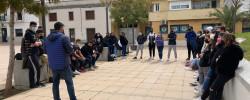 Imatge de El Búnquer de Cunit rep les primeres visites d'estudiants 7