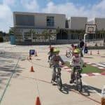 Taller d'Educació Viària a l'Escola Solcunit