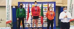 Imatge de La cunitenca Laia Horta segona classificada en el Torneig internacional joves promeses de la LLuita categoria cadet (73Kg) 8
