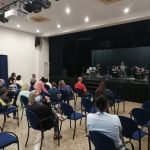 Read more about the article Audició de bateries al Casal Municipal de Cunit