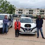 L'ajuntament incorpora vehicles elèctrics a la flota municipal