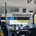 El Bus Urbà estrena pantalla informativa