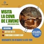 Read more about the article Visita guiada a l'Avenc de Sant Antoni