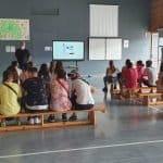 Es presenten els vídeos de l'alumnat de l'INS Ernest Lluch dins del projecte Reacciona