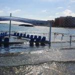 Read more about the article Zona de bany adaptada a la platja de Cunit