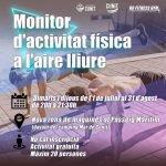 Read more about the article Posa't en forma aquest estiu amb el monitor d'activitat física al Passeig Marítim