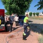 Read more about the article Arriba la màquina de vapor per a la eliminació de les herbes al carrer